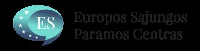 ES paramos centras Logo